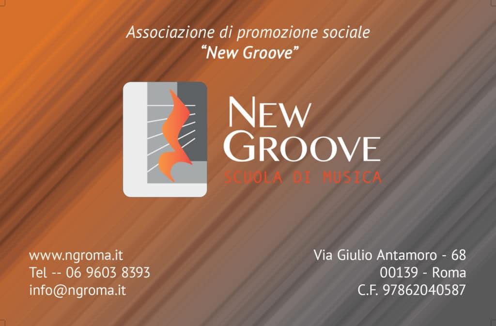 """fronte biglietto 1024x673 - Scuola di Musica Roma: Ass. """"NewGroove"""""""